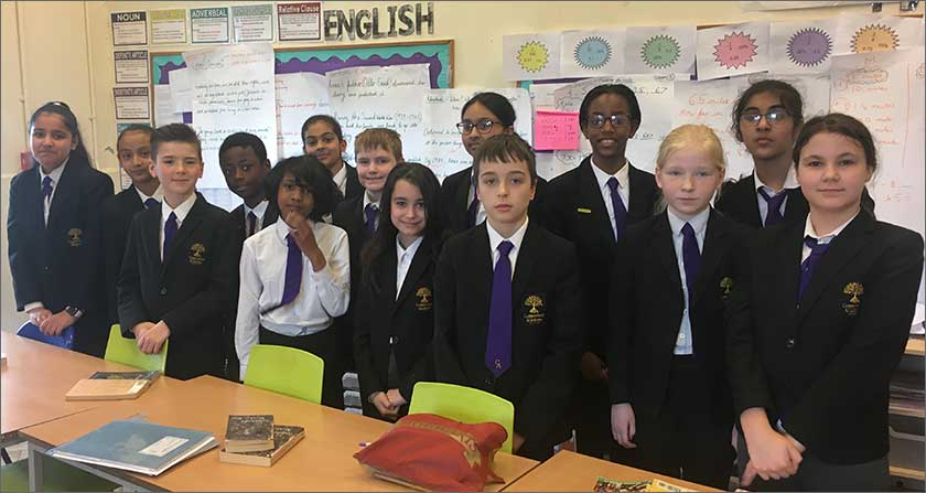 Copperfield Academy Year 6 Class